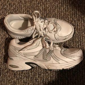 New Balance athletic shoes size 7
